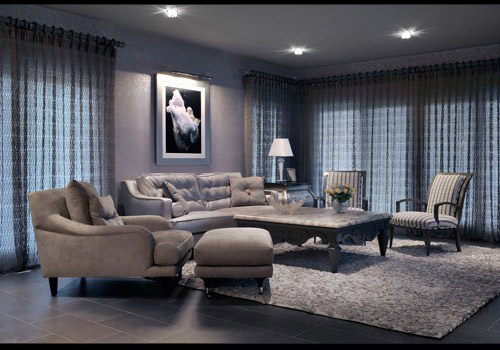Interior design services by ken solomon interiors south for Interior design services new york